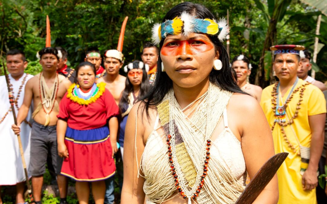 Defender Of Ecuadorian Amazon Honored